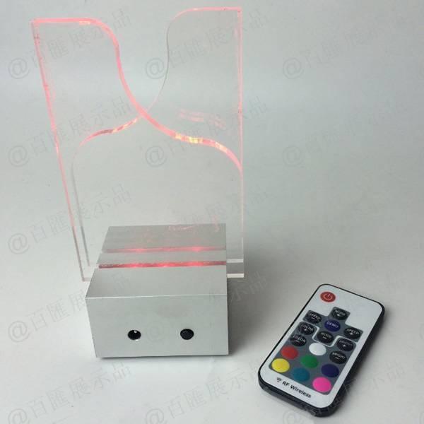 導光板發光座-配件