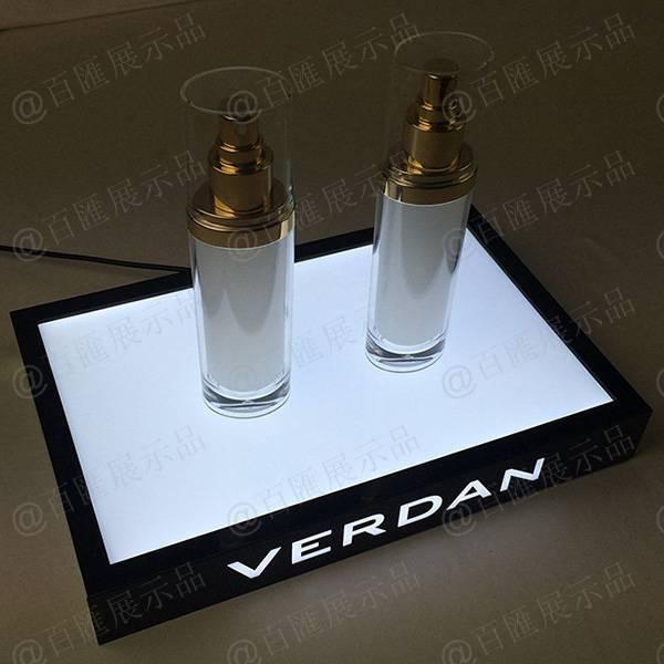 內置LED燈帶亞加力盒