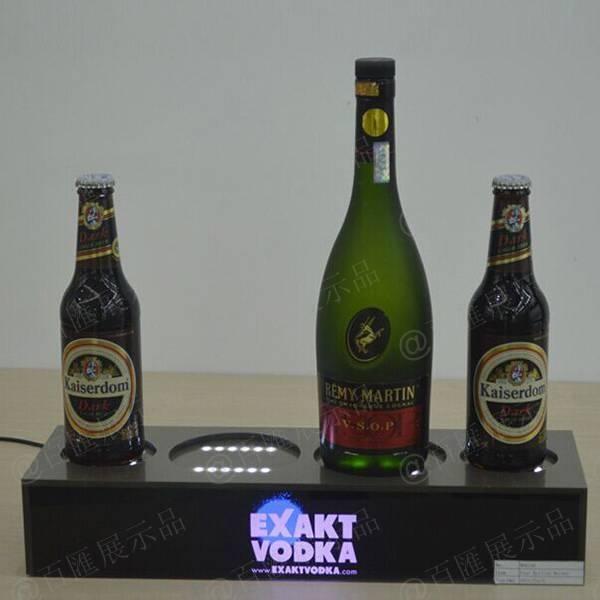 開坑位發光啤酒發光架