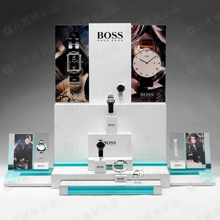 BOSS品牌手錶陳列架
