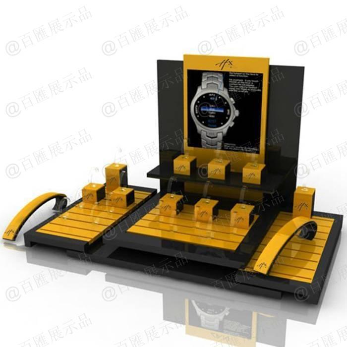 鑲鉗入式手錶C圈展示櫃