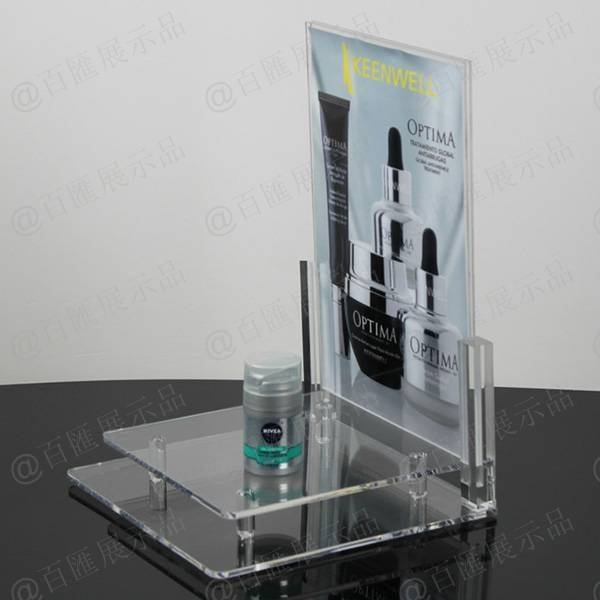 可分拆式更換廣告畫透明亞加力膠架-產品展示