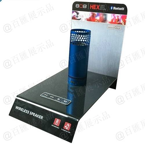 808 Audio HEX SL 無線藍牙音箱展示膠架
