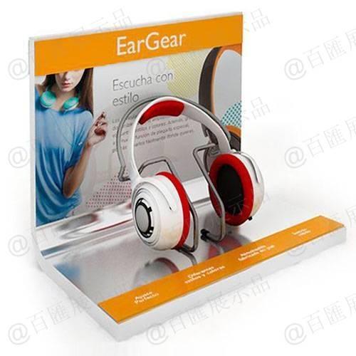 Ear Gear耳機L型亞加力膠座