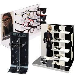 眼鏡展示亞加力膠架