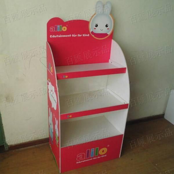 兔子玩具大型陳列架
