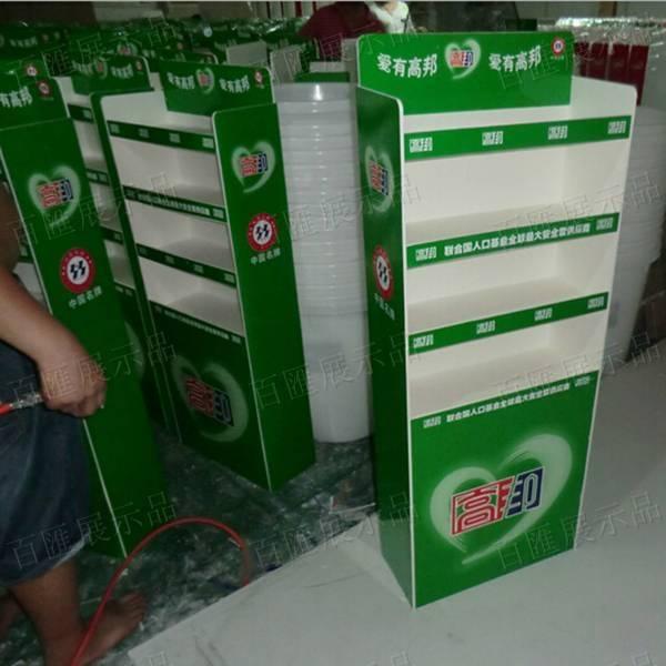 高邦產品展示架-綠色款