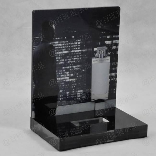 香水試用裝展示亞加力陳列座-左側