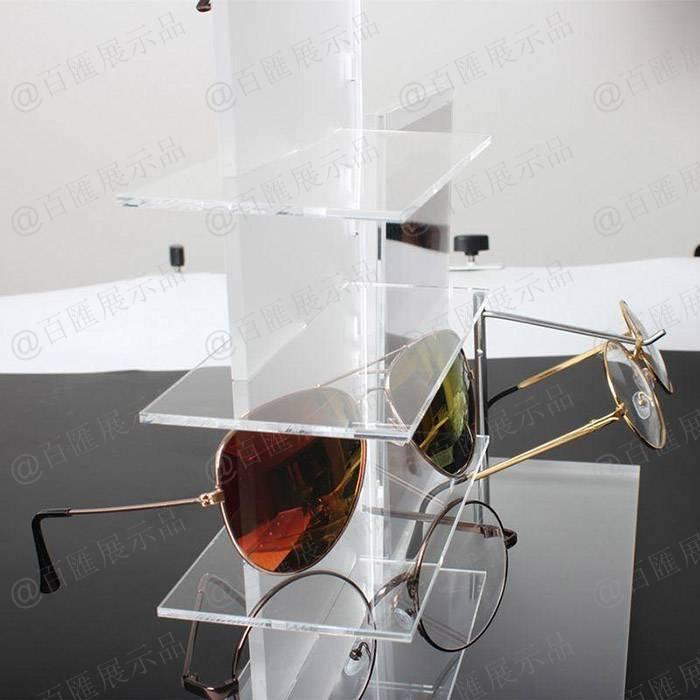 磨砂面半透明亞加力眼鏡架-細節圖