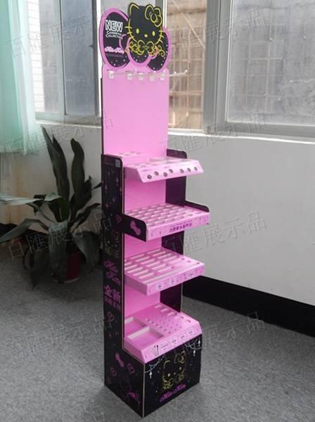 Hello Kitty化妝品展示架-莎莎款-左側