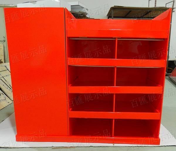 方形多面產品擺放商品紙架