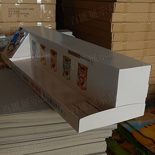 雀巢米糊座台架帶企牌-1M長-右側