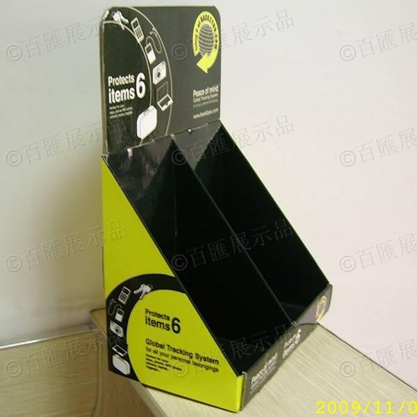數碼配件PDQ展示盒-左側