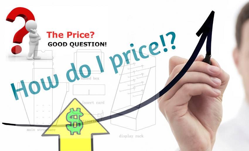 紙展示架價錢變高四大影響因素