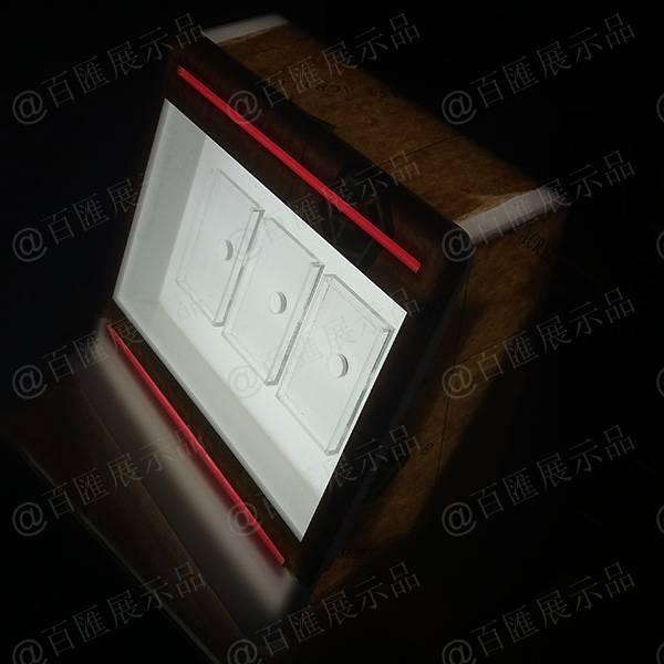 Marlboro 萬寶路香菸LED燈發光亞加力膠架 - 25