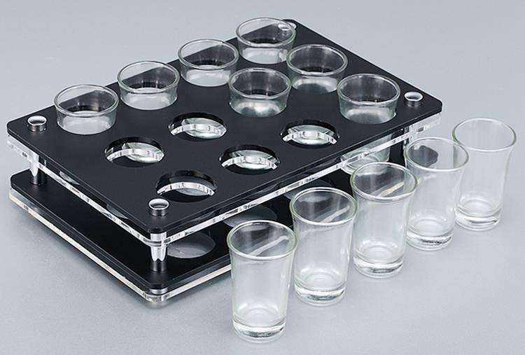 多種規格造型亞加力酒杯架