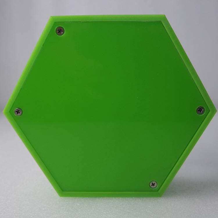 六角6圓孔酒杯展示架