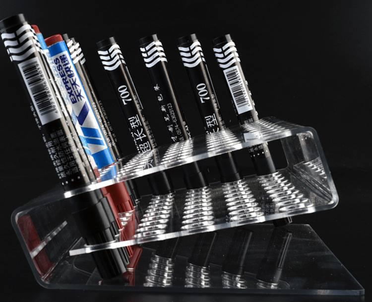 Counter-Top-50-Slot-Pen-Sharpie-Pencil-Paint-Brush-Holder-XH61-3
