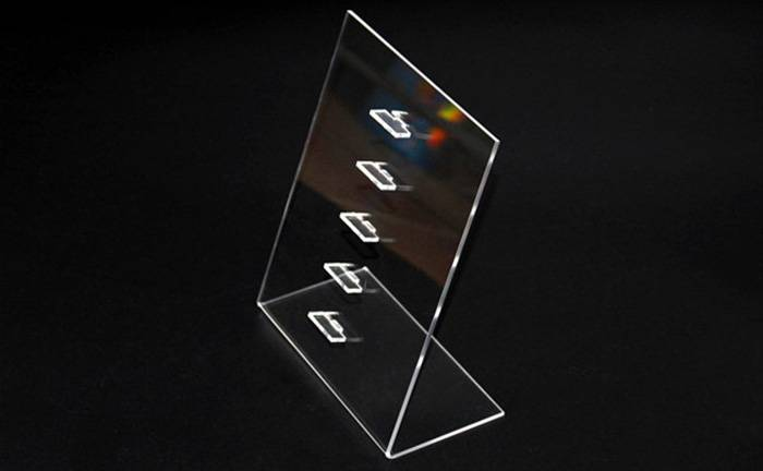 L-Shaped-5-Slots-Premium-Clear-Acrylic-Pen-For-Home-Office-Or-Store-Usage-XH64-2