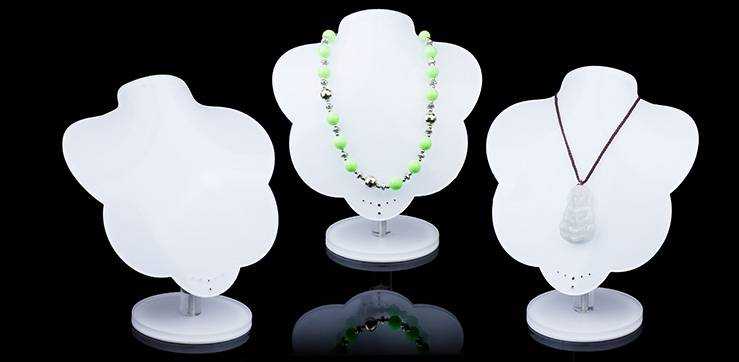 White-Acrylic-Jewelry-Display-Stands-Necklace-Holder-for-Shows-Exhibition-Store-Fair-XH0054-1